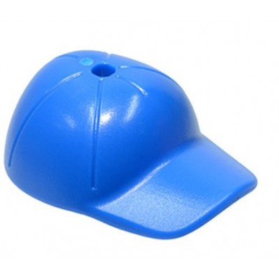 LEGO Minifigure Cap - Short Curved Bill - Blue