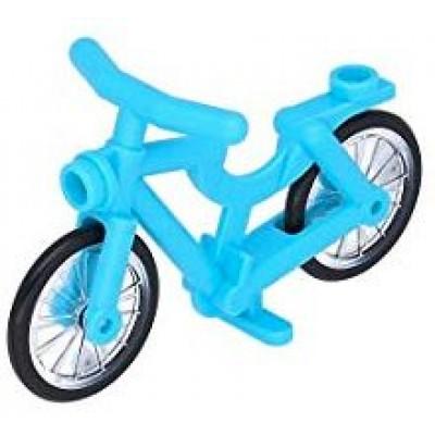 LEGO Bicycle - Medium Azure