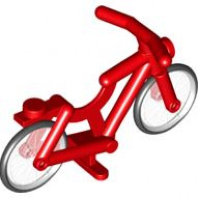 LEGO Bicycle - Red