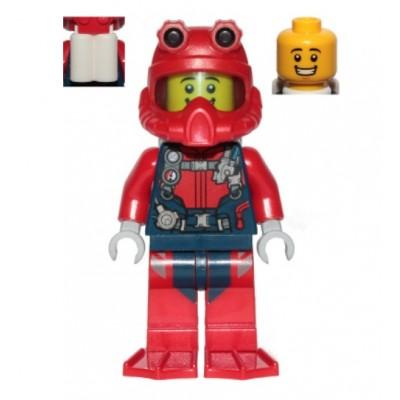 LEGO Minifigure - Scuba Diver