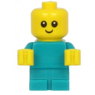 LEGO Baby - Dark Turquoise