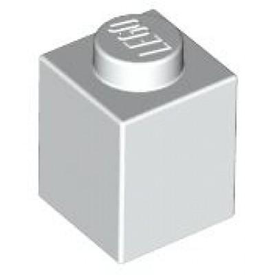 LEGO 1 x 1 Brick White