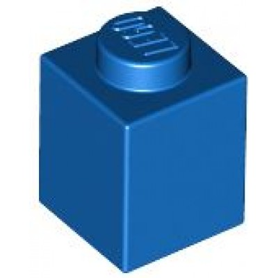 LEGO 1 x 1 Brick Blue