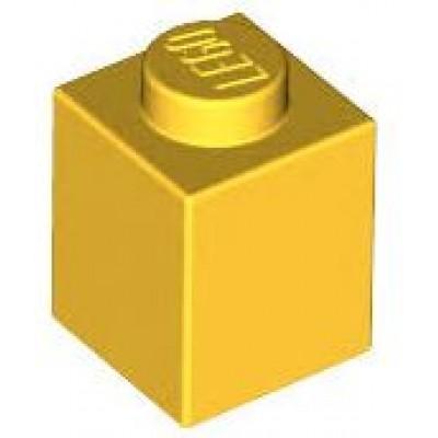 LEGO 1 x 1 Brick Yellow