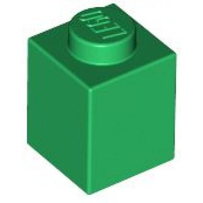 LEGO 1 x 1 Brick Green