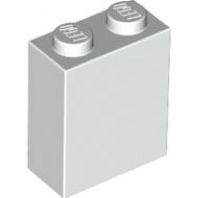 LEGO 1 x 2 x 2 Brick White