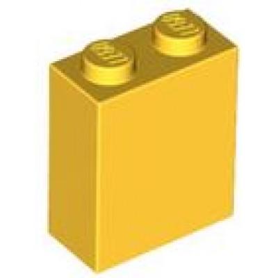 LEGO 1 x 2 x 2 Brick Yellow