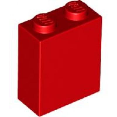 LEGO 1 x 2 x 2 Brick Red