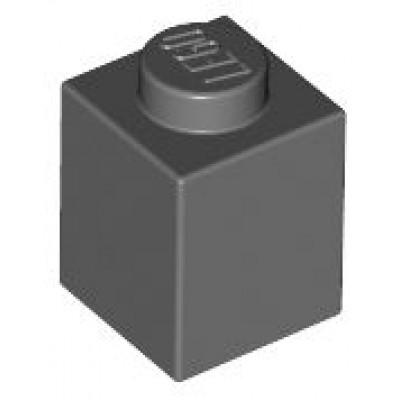LEGO 1 x 1 Brick Dark Bluish Grey