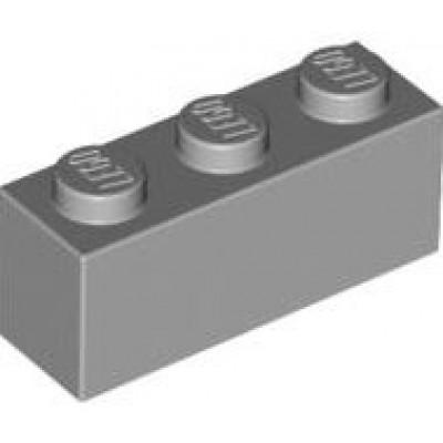 LEGO 1 x 3 Brick Light Bluish Grey