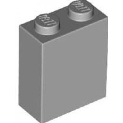 LEGO 1 x 2 x 2 Brick Light Bluish Grey