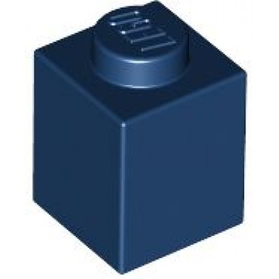LEGO 1 x 1 Brick Dark Blue