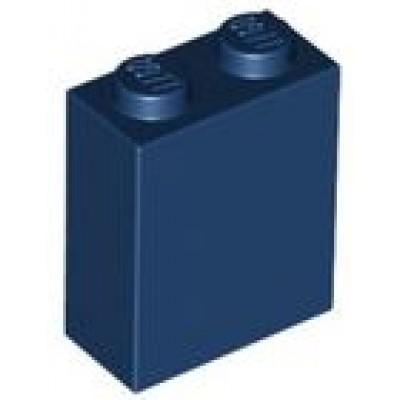 LEGO 1 x 2 x 2 Brick Dark Blue