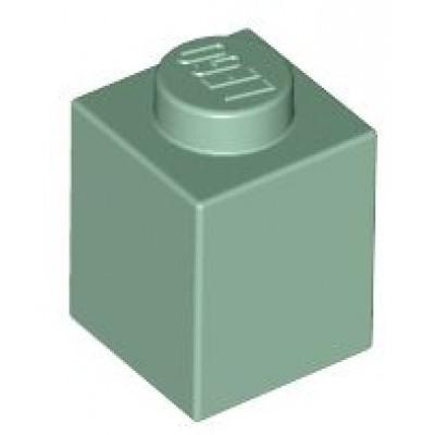 LEGO 1 x 1 Brick Sand Green