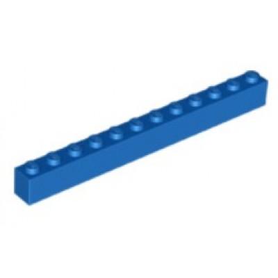 LEGO 1 X 12 Brick Blue