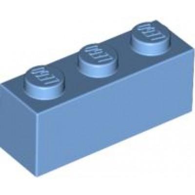 LEGO 1 x 3 Brick Medium Blue