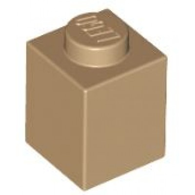 LEGO 1 x 1 Brick Dark Tan