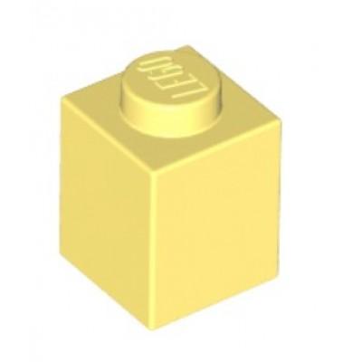 LEGO 1 x 1 Brick Bright Light Yellow