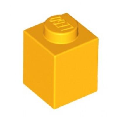 LEGO 1 x 1 Brick Bright Light Orange