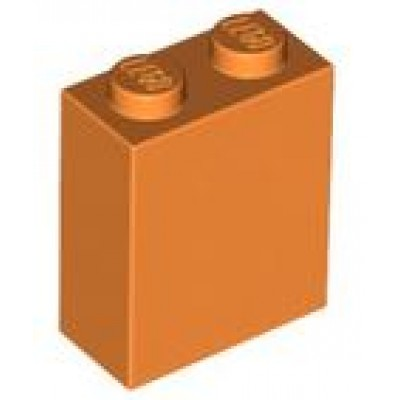 LEGO 1 x 2 x 2 Brick Orange