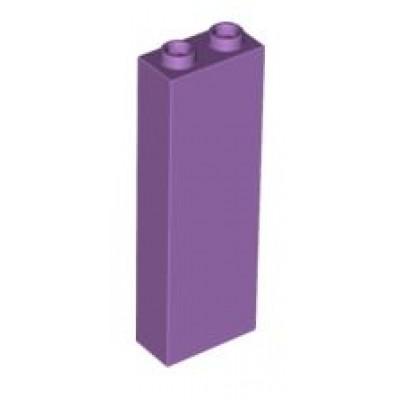 LEGO 1 x 2 x 5 Brick Medium Lavender
