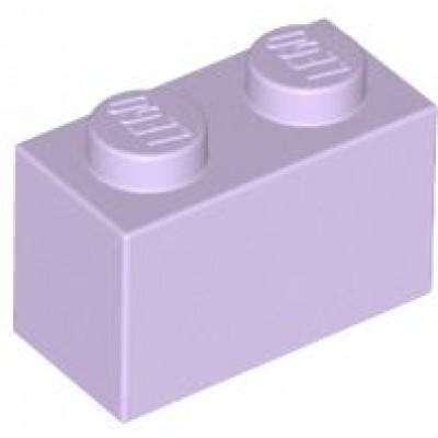LEGO 1 x 2 Brick Lavender