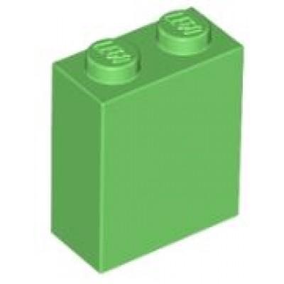 LEGO 1 x 2 x 2 Brick Bright Green