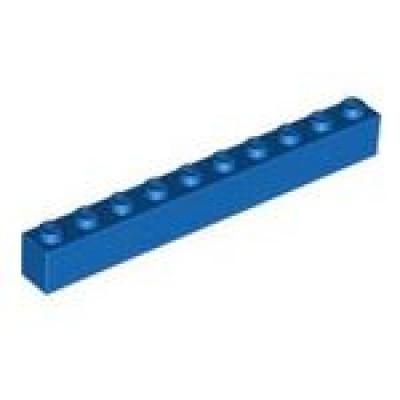 LEGO 1 x 10 Brick Blue