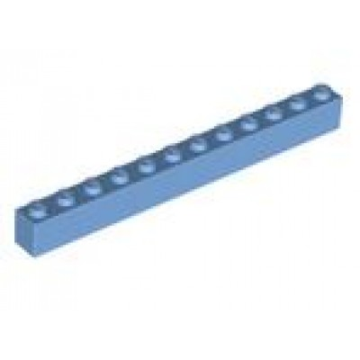 LEGO 1 x 12 Brick Medium Blue