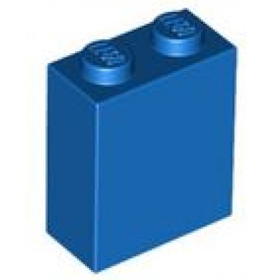LEGO 1 x 2 x 2 Brick Blue