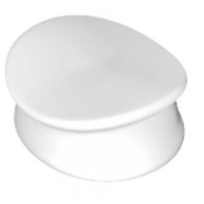 LEGO Minifigure Hat - Police White