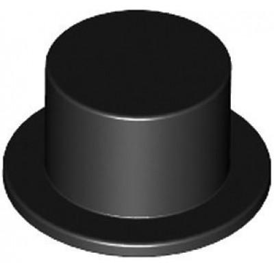 LEGO Minifigure Hat - Top Hat Black