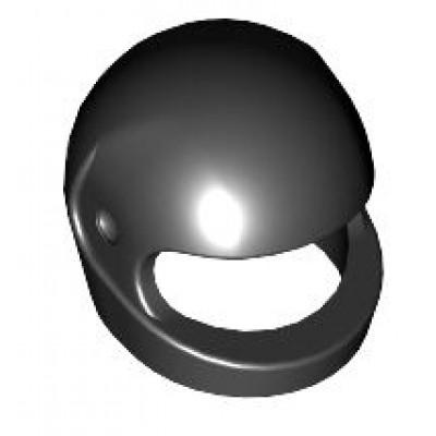 LEGO Minifigure Helmet - Black