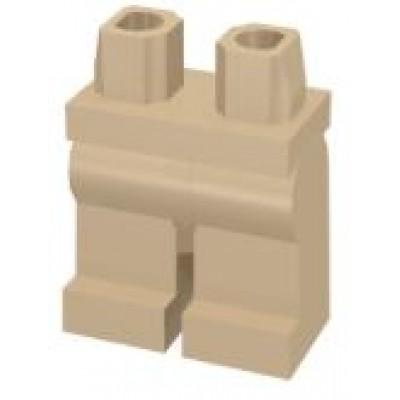 LEGO Minifigure Legs - Tan