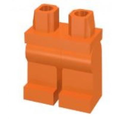 LEGO Minifigure Legs - Orange