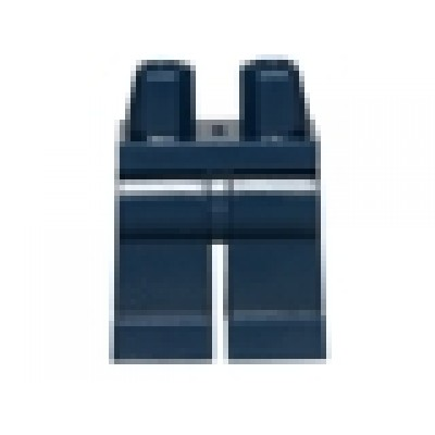 LEGO Minifigure Legs - Dark Blue