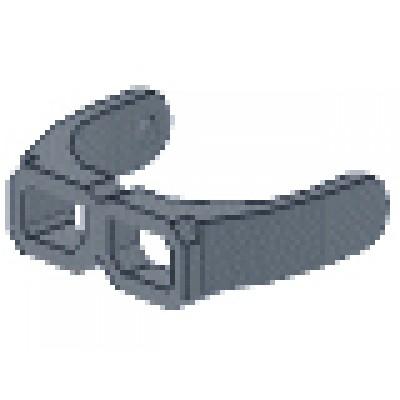 LEGO Minifigure Visor - Goggles