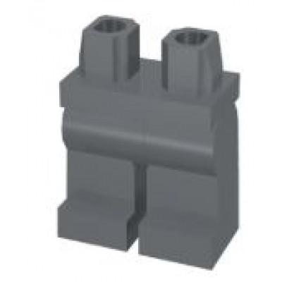 LEGO Minifigure Legs - Dark Bluish Grey