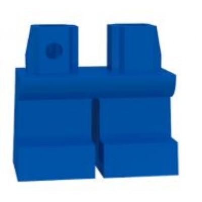 LEGO Minifigure Legs Short - Blue