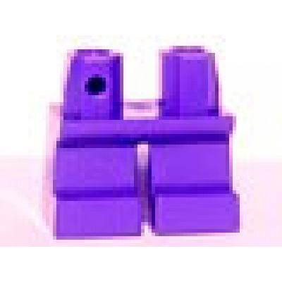 LEGO Minifigure Legs Short - Dark Purple