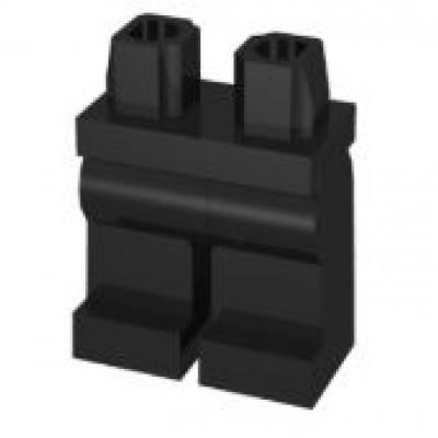 LEGO Minifigure Legs - Black