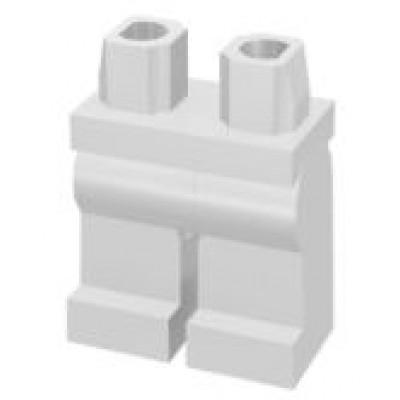 LEGO Minifigure Legs - White