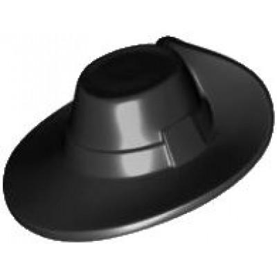 LEGO Minifigure Hat - Black Musketeer