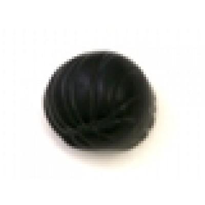 LEGO Minifigure Hair - Black Combed sideways
