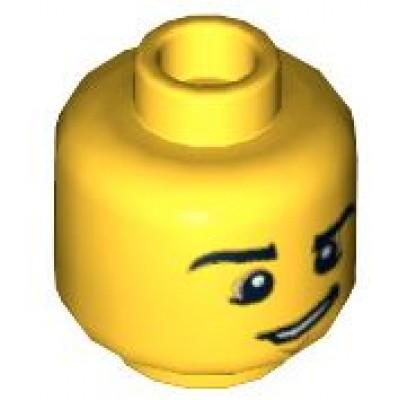 LEGO Minifigure Head - Male