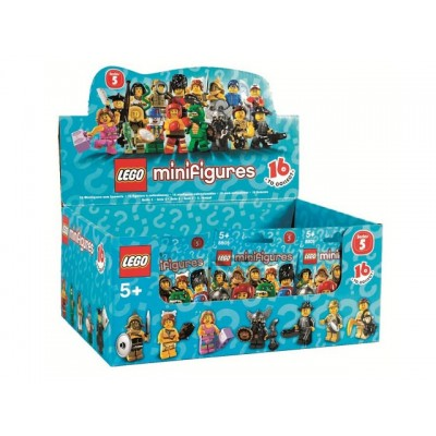 LEGO Minifigures Series 5 - Box