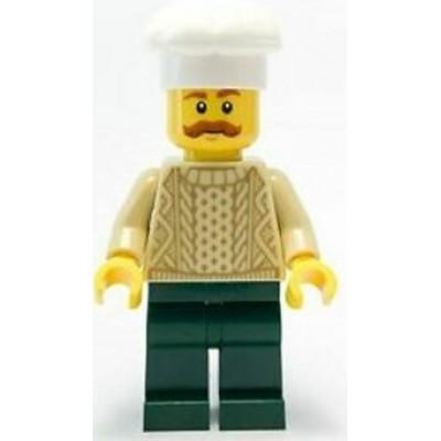 LEGO Minifigure - Chef