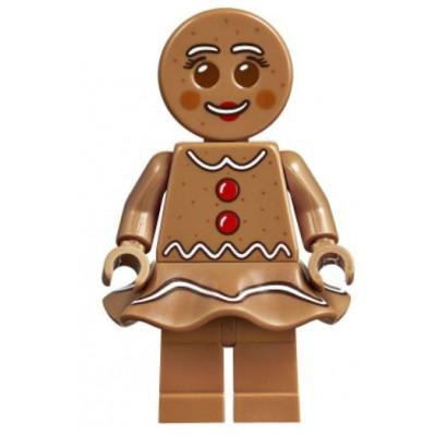 LEGO Gingerbread Woman