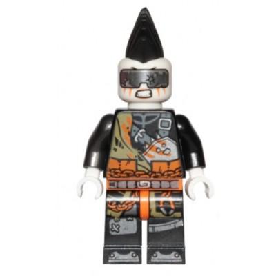 LEGO Minifigure - Jet Jack - Claw Marks