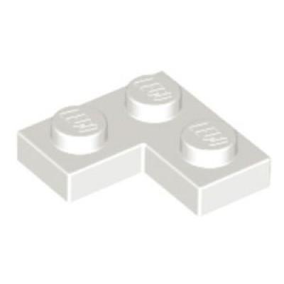 LEGO 2 x 2 Plate Corner White